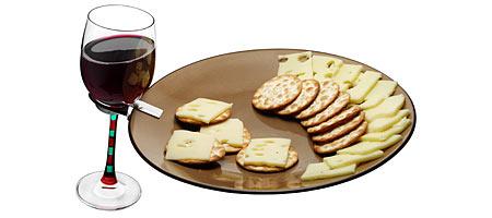 Mariva.com » buffet plates & wine glass holders