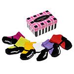 Mary Jane Socks |  Girl's Classic Shoe For Baby's Feet
