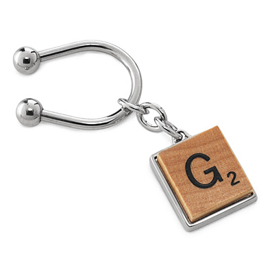 SCRABBLE KEY RING