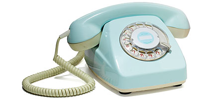 VINTAGE RESTORED PHONE - UncommonGoods :  appliances home retro