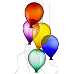 GLASS BALLOONS | Beautiful, Colorful, Hand Blown Balloons are Festive Party, Occasion or Everyday Decorations | UncommonGoods :  uncommon goods home 200-