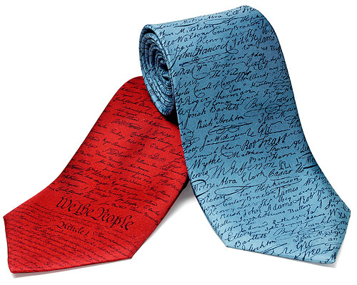 SIGNATURES NECKTIES