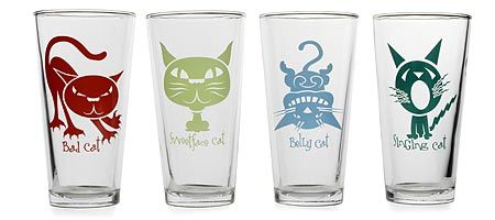 FAT CAT GLASSES - UncommonGoods