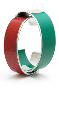 Sign of the Times - Street Sign Cuff Bracelet - UncommonGoods :  recycled cuff bracelets uncommongoods