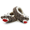 Plush Monkey Slippers :  monkey slippers cute funny