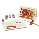 Paint Your Own Greeting Card from uncommongoods.com