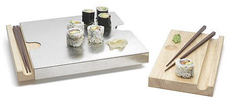 SUSHI BOARD - UncommonGoods :  dining contest2 sushi kitchen