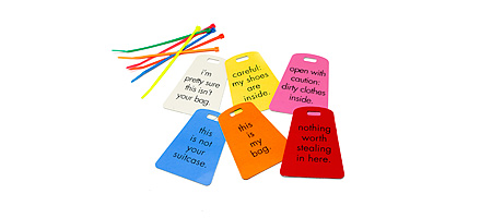 LUGGAGE TAGS - UncommonGoods :  luggage tags uncommongoods luggage tags