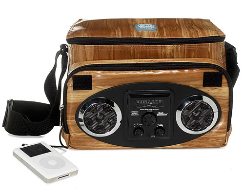 WOODY COOL TUNES COOLER BAG