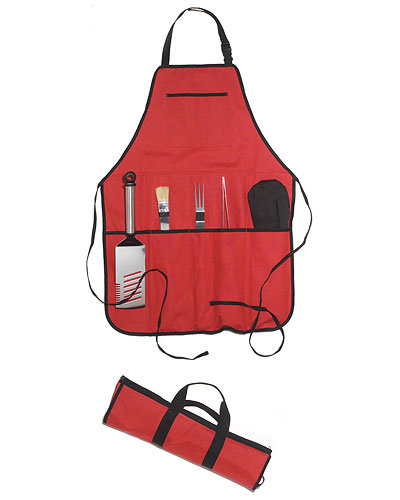 TRAVEL CHEF BBQ SET