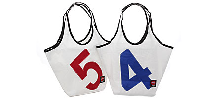 RECYCLED SAIL TOTES - UncommonGoods