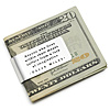 Oscar Wilde Money Clip