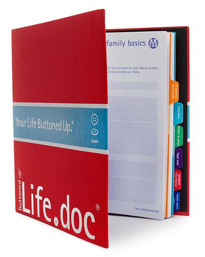 Life.doc Life Life.doc Organizer