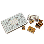 Birds and Nests Stamp Set :  desk cards old-fashioned letters