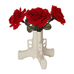 Gun Flower Vase :  stylish home accent vietnam flower vase