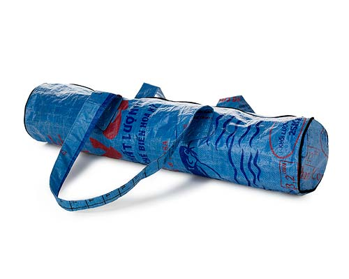RECYCLED YOGA BAG