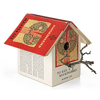 Mockingbird Birdhouse