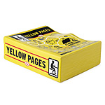 Yellow Pages Booster Seat | Foam Sitting Pad For Kids