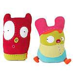 Pooki Dolls :  childrens kids soft fun