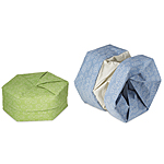 POCKET PILLOWS | Green Elephants, Blue Squirrels, Kat Nouri, Modern Twist, PJ Pocket Pillows For Kids And Adults, Contemporary Home Accent, Storage option, Box, Pillow | UncommonGoods from uncommongoods.com