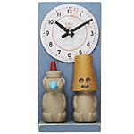 DRESSED UP CLOCK | Dress Up Clock, Honey Bear Costume Clock, Unique Clock | UncommonGoods