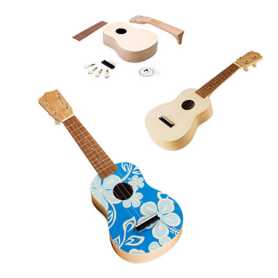 MAKE YOUR OWN UKULELE KIT