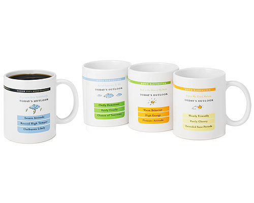 MOOD BAROMETER MUGS