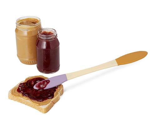 PEANUT BUTTER AND JELLY SPREADER