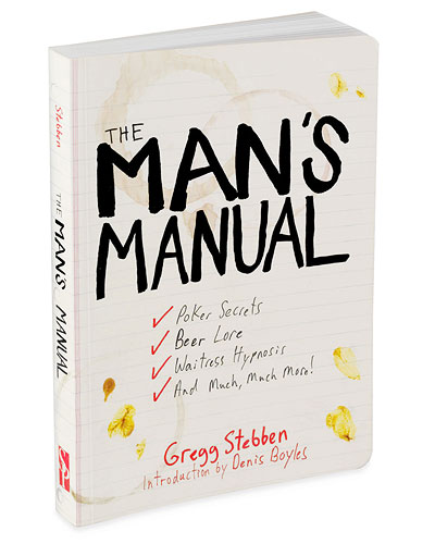 THE MAN'S MANUAL