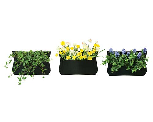 WOOLLY POCKET WALL PLANTER