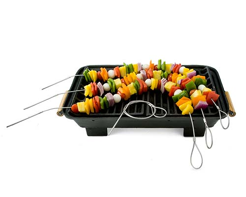 FIREWIRE SKEWERS: SET OF FOUR