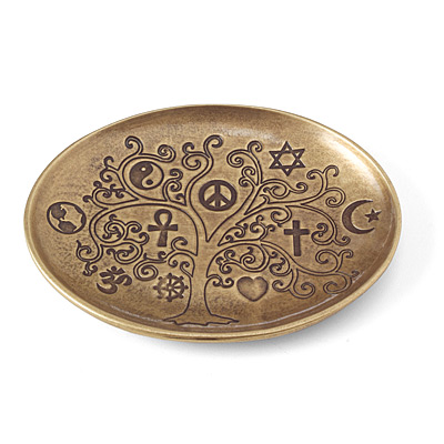 TREE OF LIFE BLESSING DISH