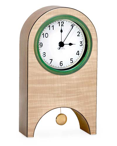DESKTOP GRANDFATHER CLOCK