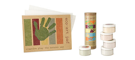Eco-Art Pad for Children