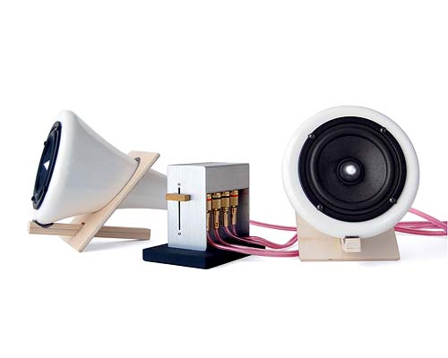 CERAMIC SPEAKERS