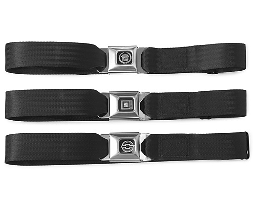 SEAT BUCKLE BELTS- GM