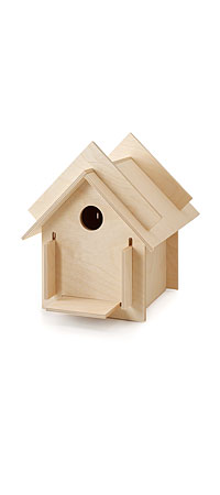 Children's Birdhouse Kit
