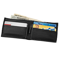 Recycled Bike Tube Franklin Bi-Fold Wallet