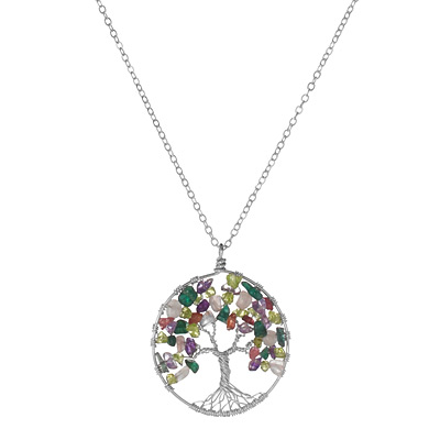 TREE OF LIFE NECKLACE - ABUNDANCE