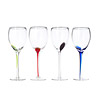 Splash Wine Glasses -Set of 4