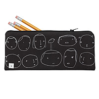 face pencil pouch