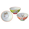 Owl Bowls - Set of 3