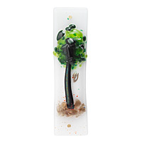 Glass Tree Mezuzah