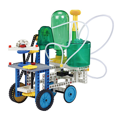 WATER POWERED VEHICLES KIT