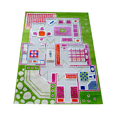 PLAYHOUSE 3D CARPETS