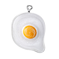 Over Easy Egg Ornament