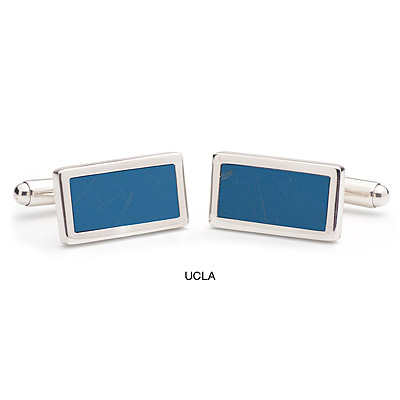 COLLEGE BASKETBALL FLOOR CUFFLINKS