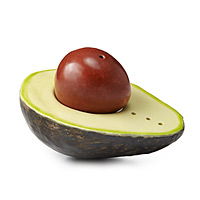 Avocado Salt & Pepper Shakers