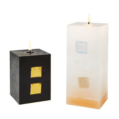 GLASS & MIRROR CANDLES