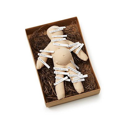 MATERNITY GOOD VOODOO DOLL
